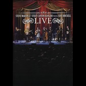 Steep Canyon Rangers/Steve Martin: Steve Martin and the Steep Canyon Rangers [DVD]