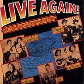 Various Artists: Live Again: WCYB Farm & Fun Time