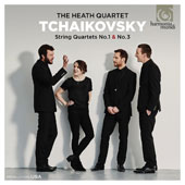 Tchaikovsky: String Quartets / Heath Quartet