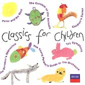 Classics for Children - Prokofiev, Saint-Saëns, et al