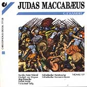 Handel: Judas Maccabaeus / Thomas Fey