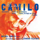 Camilo: Concerto for Piano, etc / Camilo, Slatkin, BBC SO