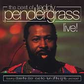 Teddy Pendergrass: The Best of Teddy Pendergrass Live! [BMG Special Products]