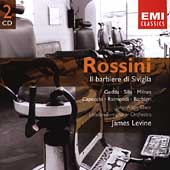 Gemini - Rossini: Il barbiere di Siviglia / Levine, Sills