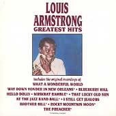 Louis Armstrong: Greatest Hits [Curb]