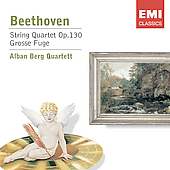 Beethoven: String Quartet no 13, etc / Alban Berg Quartet