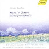 Koechlin: Music for Clarinet / Altmann, König, et al