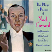 The Plays & Poems of Noel Coward - Coward reads 10 of his own poems / Gertrude Lawrence, Margaret Leighton