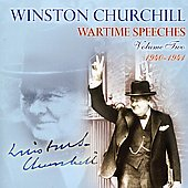 Winston Churchill: Wartime Speeches, Vol. 2: 1940-1941