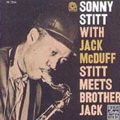 Sonny Stitt: Stitt Meets Brother Jack