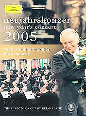 Maazel/Vienna Philharmonic Orch. / New Year's Concert 2005 [DVD]