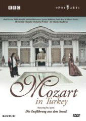 Mozart In Turkey - A Documentary featuring Die Entfuhrung Aus Dem Serail [DVD]