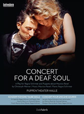 Christoph Werner (playwright): Concert for a Deaf Soul - A Play about Maurice Ravel performed by Ragna Schirmer and Puppets  / Ragna Schirmer, piano. Music of Ravel [DVD + CD]