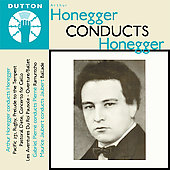 Honegger Conducts Honegger