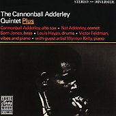 Cannonball Adderley Quintet: The Quintet Plus