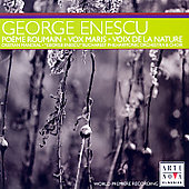 Enescu: Po&egrave;me roumain, Vox Maris, Voix de la nature/ Mandeal