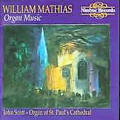 Mathias: Organ Music / John Scott