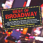 Best of Broadway - Hit Songs from Hit Musicals