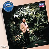 The Originals - Mahler: Symphony no 1 / Solti, Chicago SO