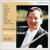 Fantastic Flute - Gluck, et al / Wolfgang Schulz, et al