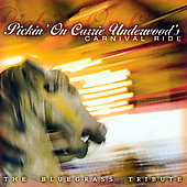 Various Artists: Pickin' on Carrie Underwood's Carnival Ride