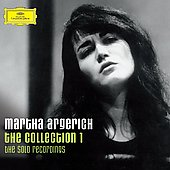 The Collection 1 - The Solo Recordings - Chopin, Ravel, Liszt, Schumann, Bach, etc / Martha Argerich