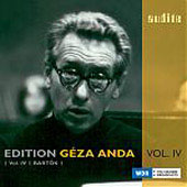 Géza Anda Vol. 4 - Bartók: Piano Concertos, Contrasts, Suite for Piano, Sonata