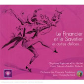 Jacques Offenbach: Le Financier et le Savetier