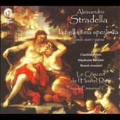 Alessandro Stradella: La Bellissima Speranza / Le Concert De L'Hostel Dieu