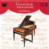 Gustaviansk Klavermusik