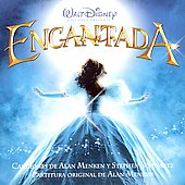 Alan Menken: Encantada [Original Soundtrack]
