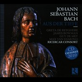 Johann Sebastian Bach: Aus Der Tiefe