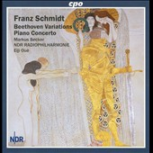 Franz Schmidt: Beethoven Variations For Left Hand