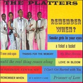 The Platters: Remember When?