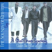 The Sounds of Rhythm: A  Street Corner Symphony Under the Blue Light [Digipak]