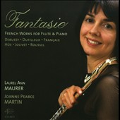 Fantasie / French music for Flute & Piano