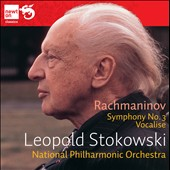 Rachmoninov: Symphony No. 3; Vocalise