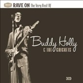 Buddy Holly & the Crickets: Rave On: The Very Best of the Crickets