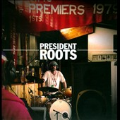President Roots: Shark Den Blues [Digipak]