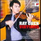 Virtuoso / Ray Chen, violin