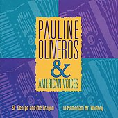 Pauline Oliveros & American Voices