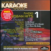Karaoke: Karaoke Gold: Radio Urban Hits, Vol. 1