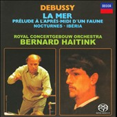 Debussy: Prelude; Nocturnes; La Mer