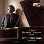 J.S. Bach: Goldberg Variations, BWV 998