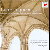 Faure: Requiem / Sunhae Im, Konrad Jarnot, Max Hanft - Peter Dijkstra