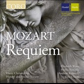 Mozart: Requiem / Elizabeth Watts, Phyllis Pancella, Andrew Kennedy, Eric Owens