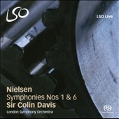 Nielsen: Symphonies Nos.1 & 6 / Colin Davis, LSO