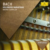 Bach: Goldberg Variations / Andrei Gavrilov, piano