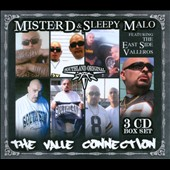 Mister D/Sleepy Malo: Valle Collection [Explicit] [Box] [PA]