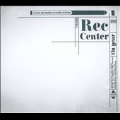 Rec Center (Indie Rock): Tin Year [Digipak] *